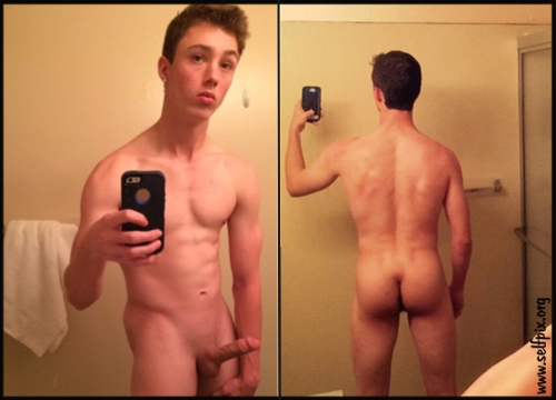 Teen Boy Dick Self Pic